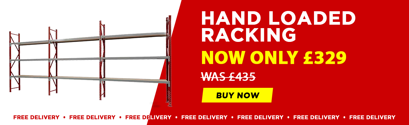 Hand Loaded Racking