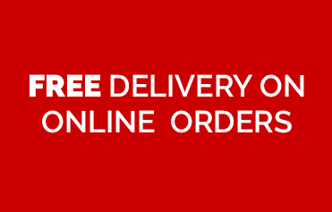 FREE delivery on online orders