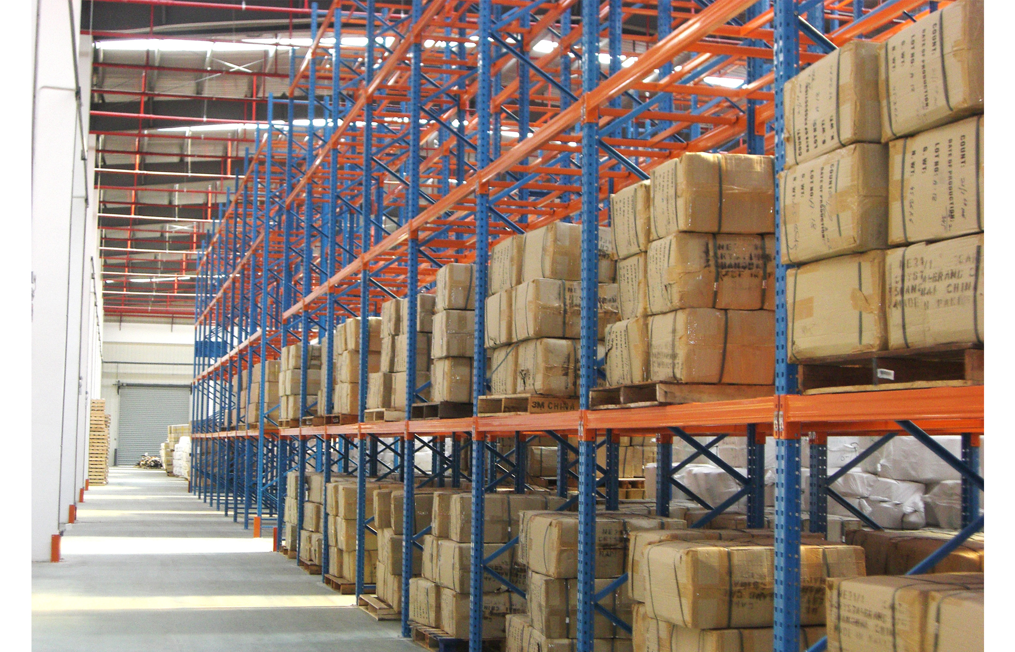 The Used Racking Company - Storage Solutions, for when price