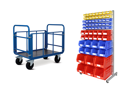 Workplace products to accompany storage solutions
