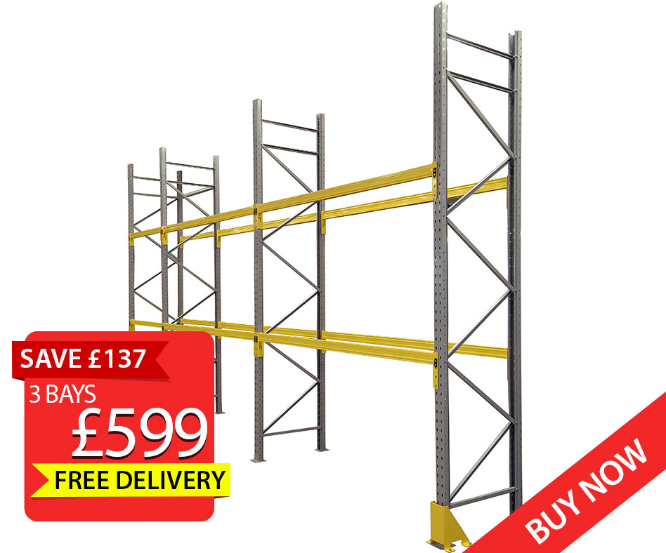 Big Pallet Racking Offer