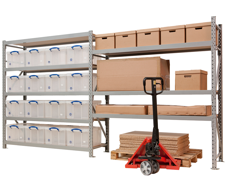 Warehouse Racking details