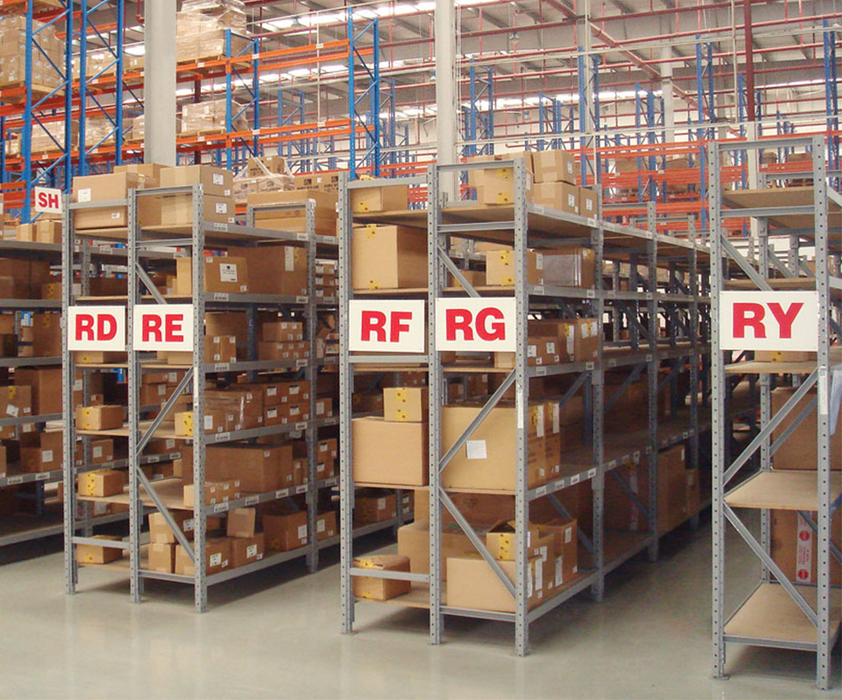 Wholesale Racking details