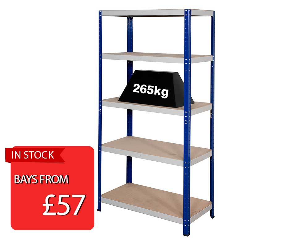 Super Value Shelving details